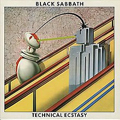 Обложка альбома Technical Ecstasy