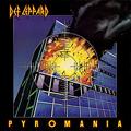 Обложка альбома Pyromania