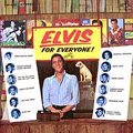 Обложка альбома Elvis for Everyone!