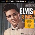 Обложка альбома Elvis Is Back!