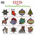 Обложка альбома Elvis sings The Wonderful World of Christmas