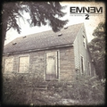 Обложка альбома The Marshall Mathers LP 2