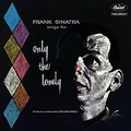 Обложка альбома Frank Sinatra Sings for Only the Lonely
