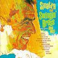 Обложка альбома Sinatra and Swingin' Brass