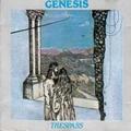 Обложка альбома Trespass
