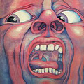 Обложка альбома In the Court of the Crimson King