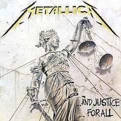 Обложка альбома ...And Justice for All