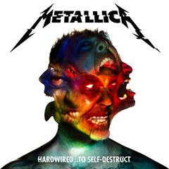 Обложка альбома Hardwired...To Self-Destruct