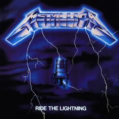 Обложка альбома Ride the Lightning