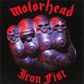 Обложка альбома Iron Fist
