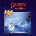 Обложка альбома Live at Wembley '86
