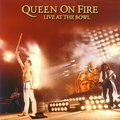 Обложка альбома Queen on Fire – Live at the Bowl