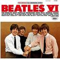 Обложка альбома Beatles VI