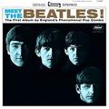 Обложка альбома Meet the Beatles!