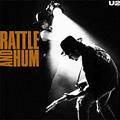 Обложка альбома Rattle and Hum