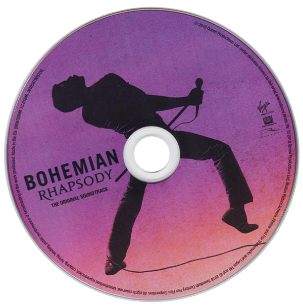 Компакт-диск Bohemian Rhapsody