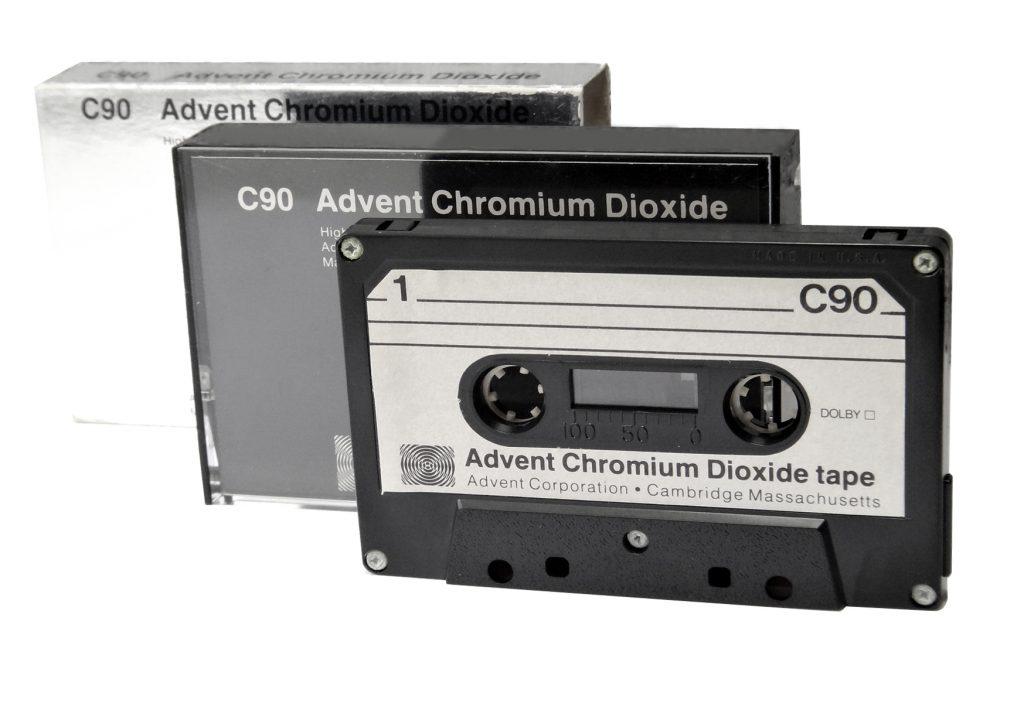Advent Chromium Dioxide C90
