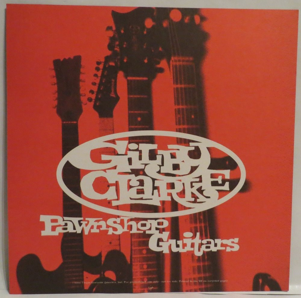 Gilby Clarke – Pawnshop Guitars