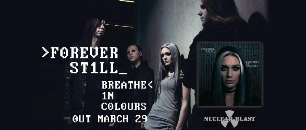 Forever Still - Breathe In Colours