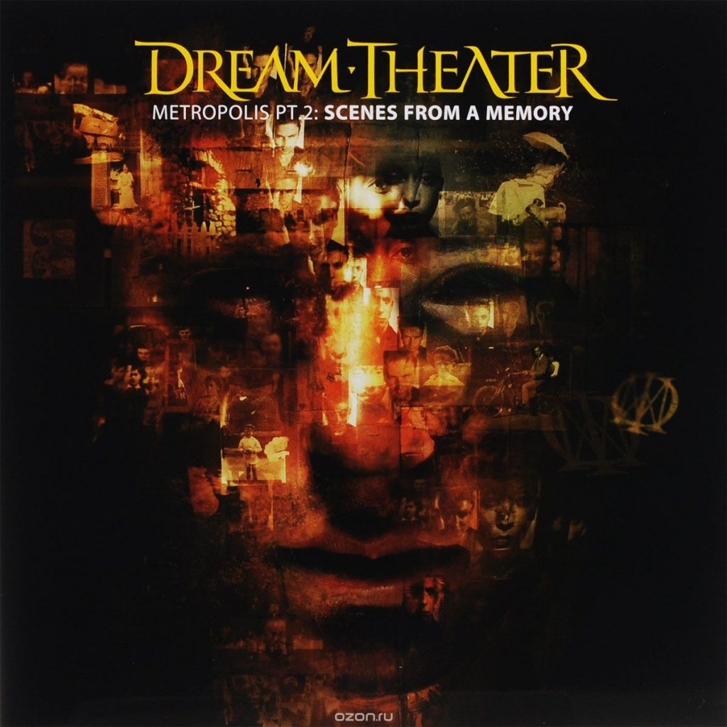 Dream Theater – Metropolis Part 2: From a Memory