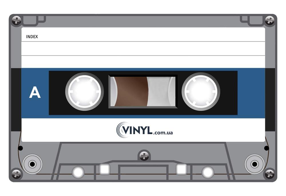 Кассеты на Vinyl.com.ua