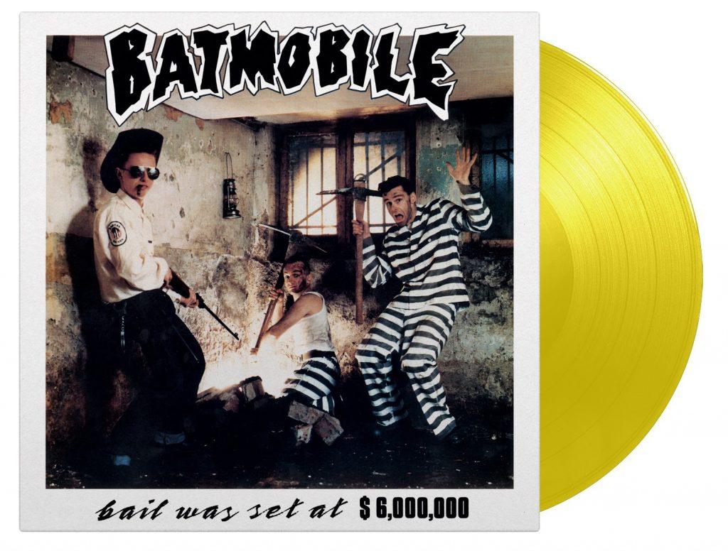 Batmobile – Bail Was Set At $6.000.000