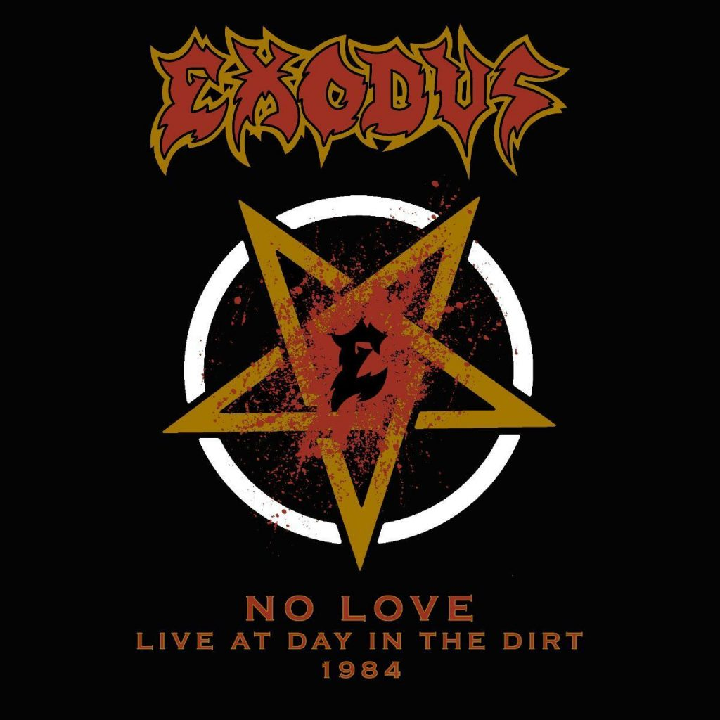 Exodus - No Love