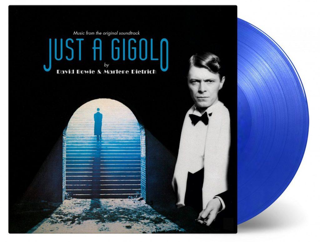 David Bowie / Marlene Dietrich – Revolutionary Song / Just a Gigolo