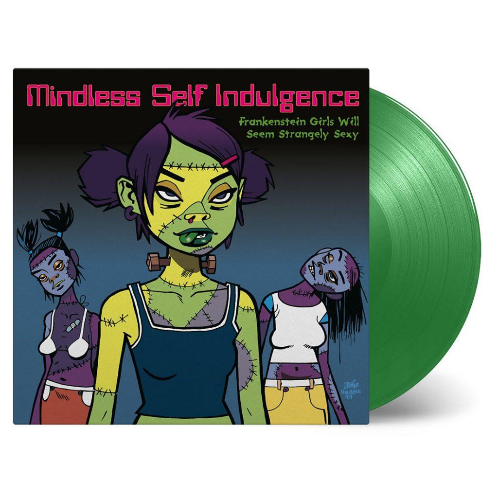 Mindless Self Indulgence – Frankenstein Girls Will Seem Strangely Sexy