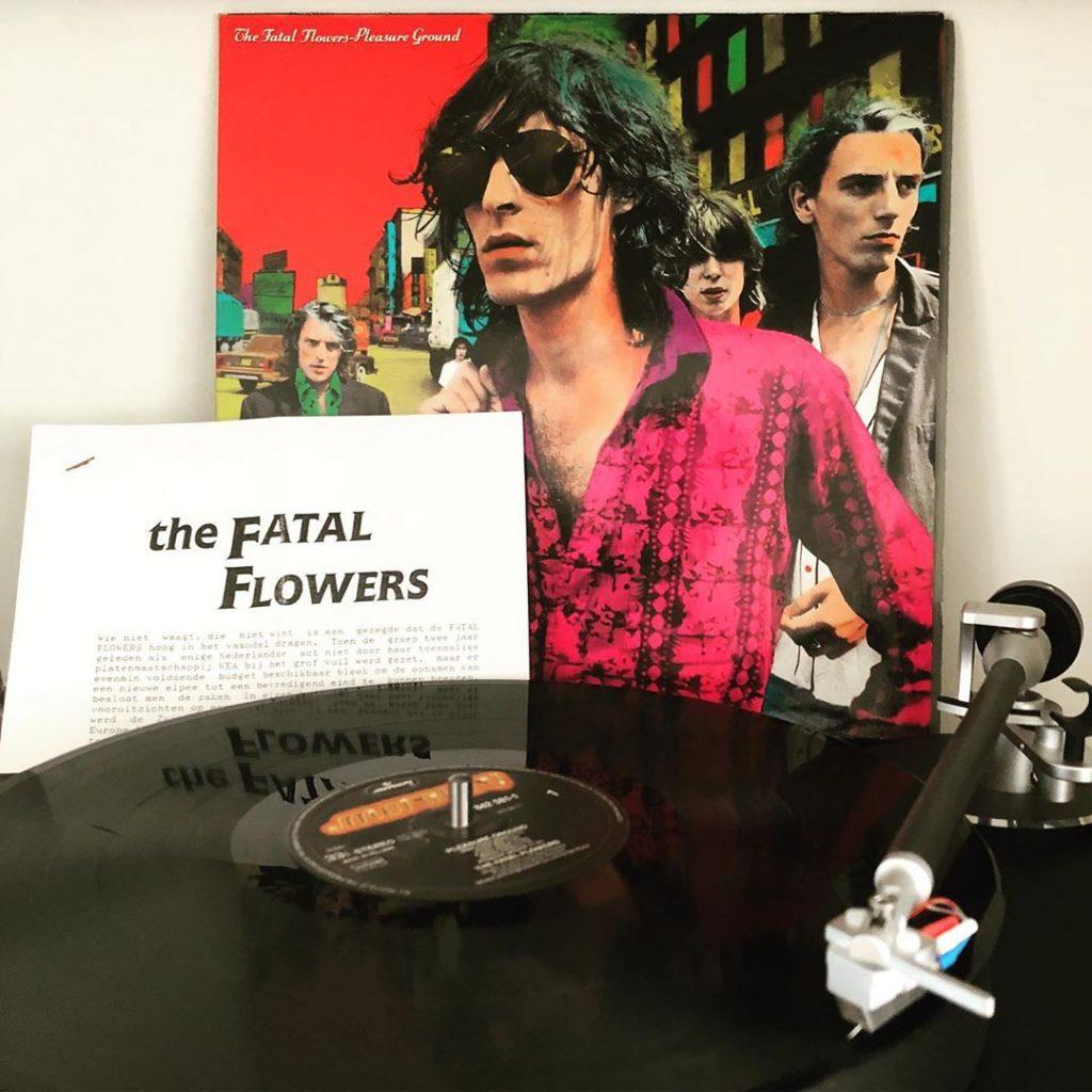 The Fatal Flowers – Pleasure Ground