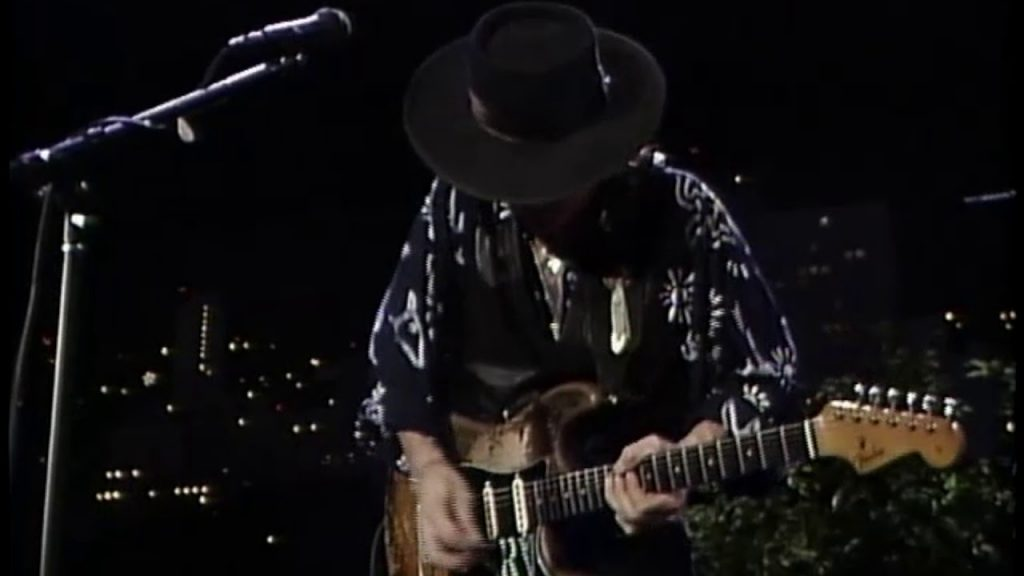 Stevie Ray Vaughan and Double Trouble – Couldn't Stand The Weather