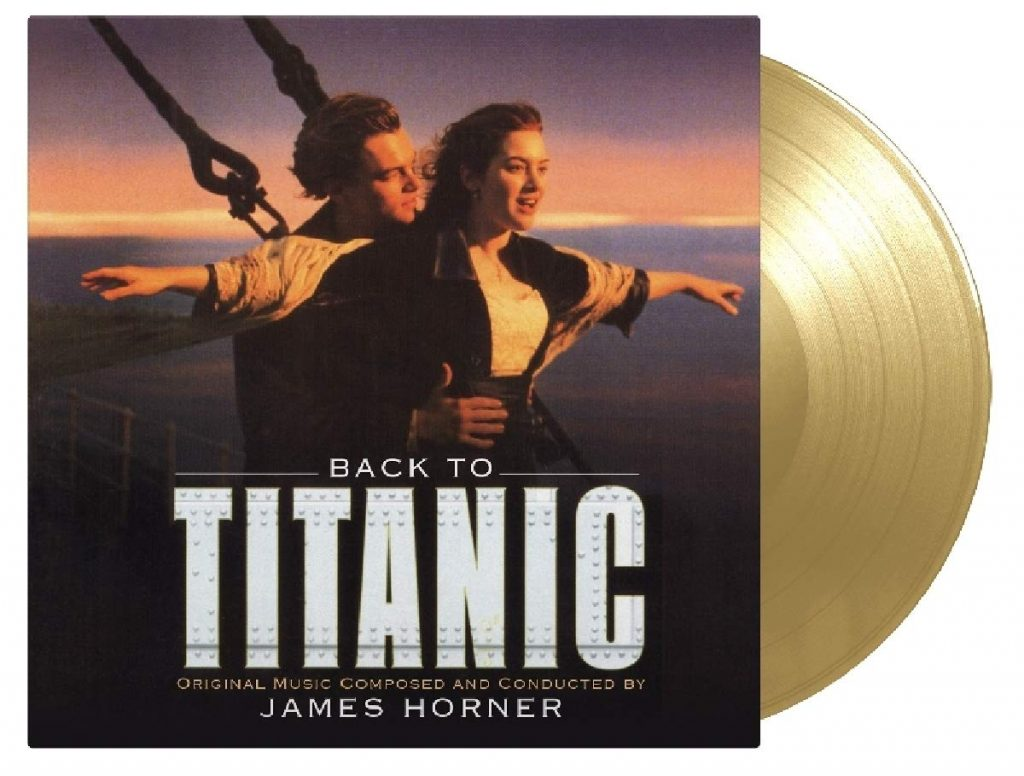 Original Soundtrack – Back To Titanic