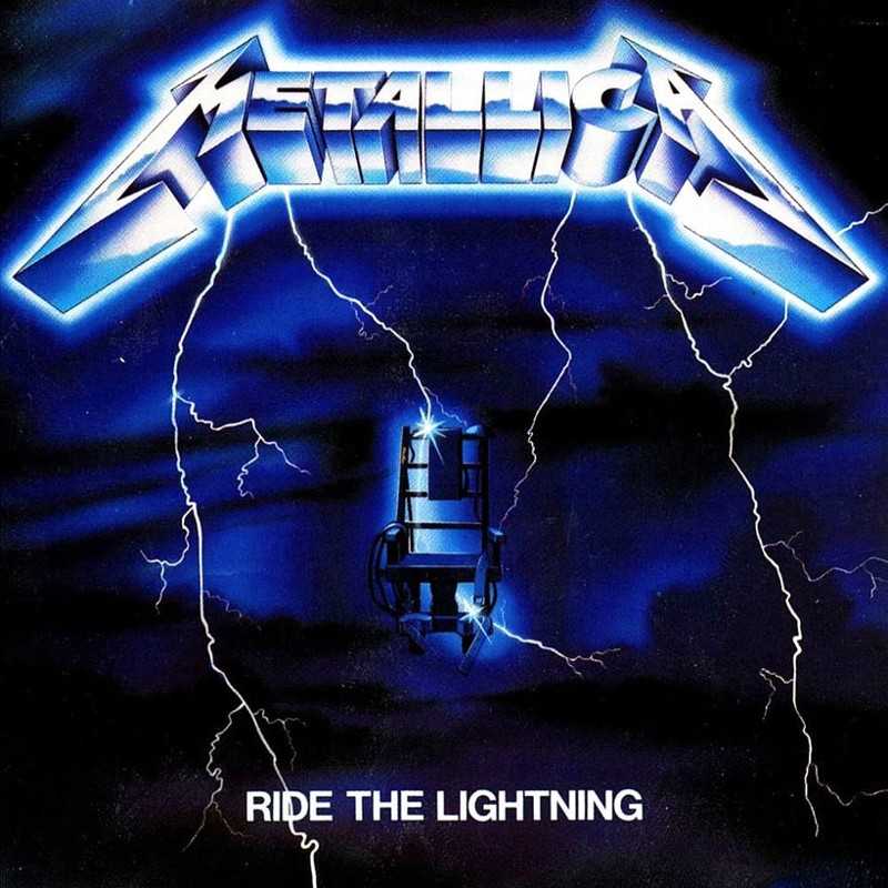 Metallica - Ride the Lightning