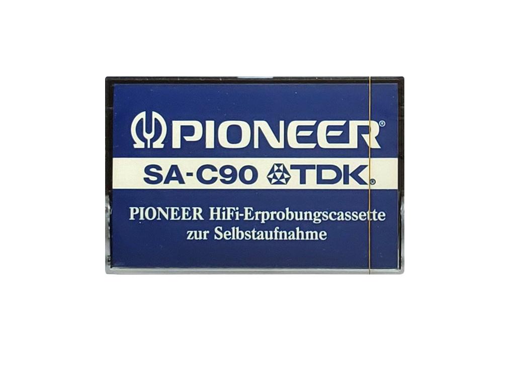 Pioneer TDK SA-C90