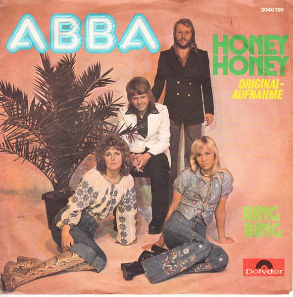 Сингл Honey Honey (Австралия, 1974)
