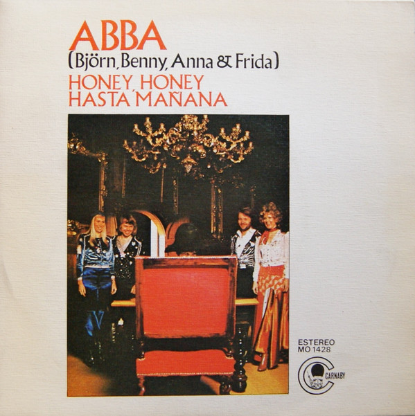 Сингл Honey Honey (Испания, 1974)