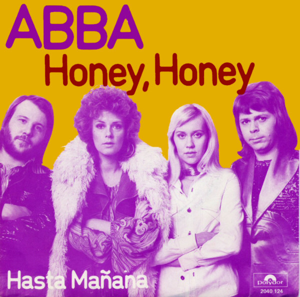 Сингл Honey Honey (Голландия, 1974)