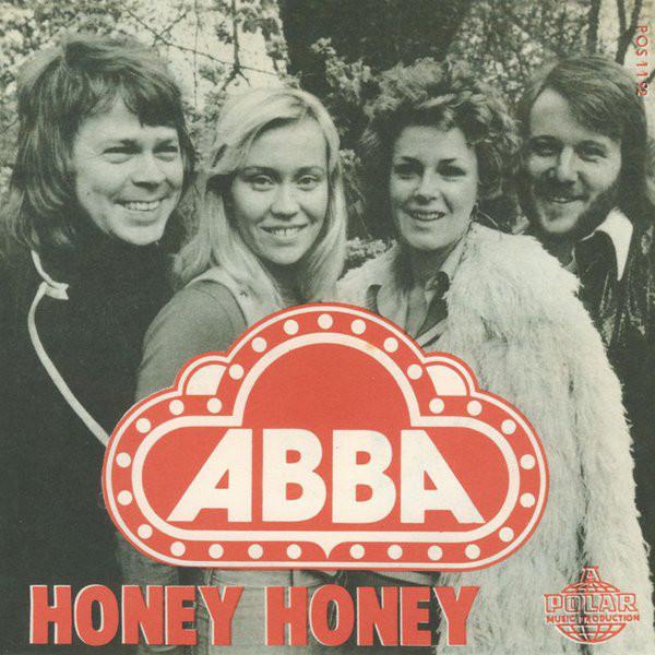 Сингл Honey Honey (Дания, 1974)