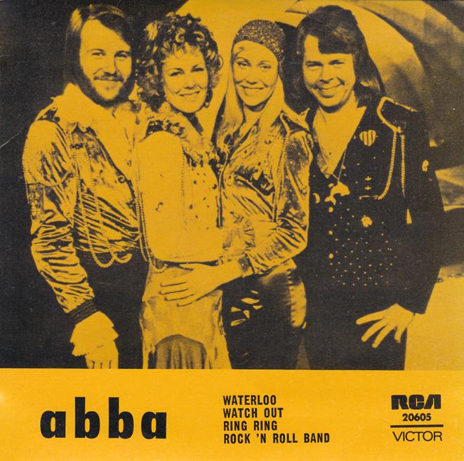 Сингл Waterloo (Австралия, 1974)