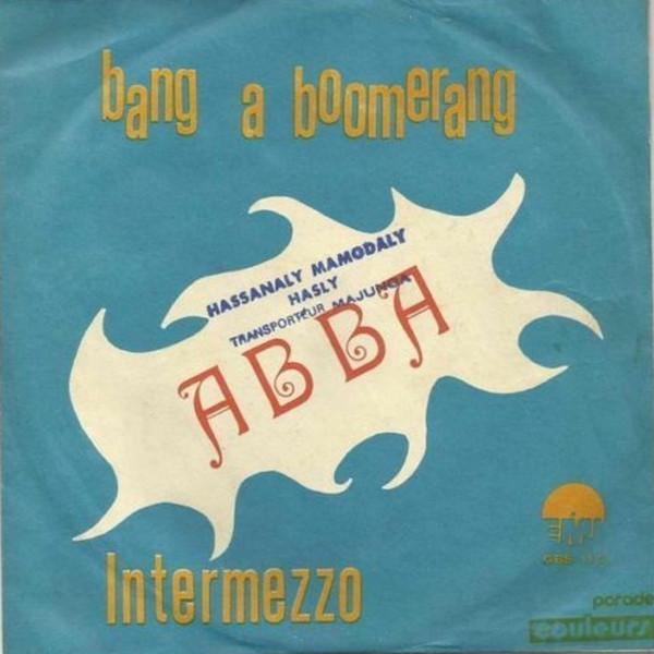 Сингл Bang-A-Boomerang (Мадагаскар, 1975)