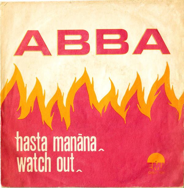 Сингл Hasta Mañana (Мадагаскар, 1974)