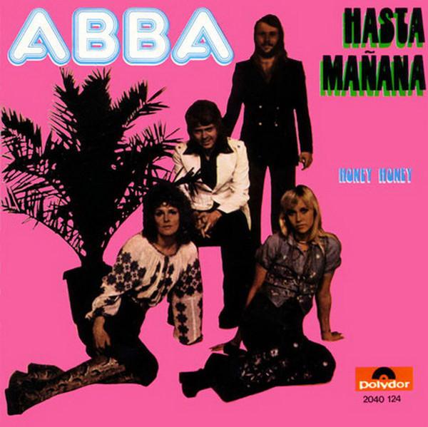 Сингл Hasta Mañana (Португалия, 1974)