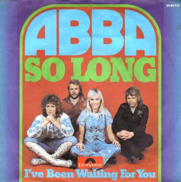 Сингл So Long (Германия, 1974)