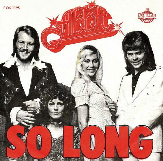 Сингл So Long (Дания, 1974)