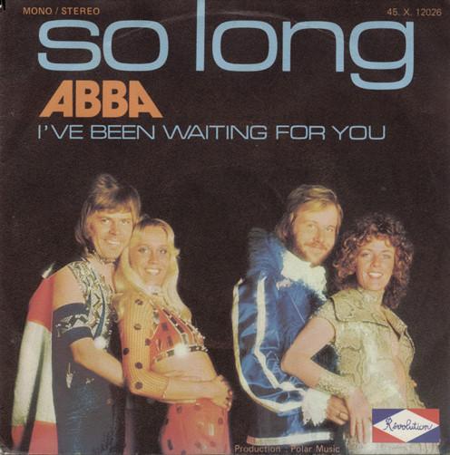 Сингл So Long (Франция, 1974)