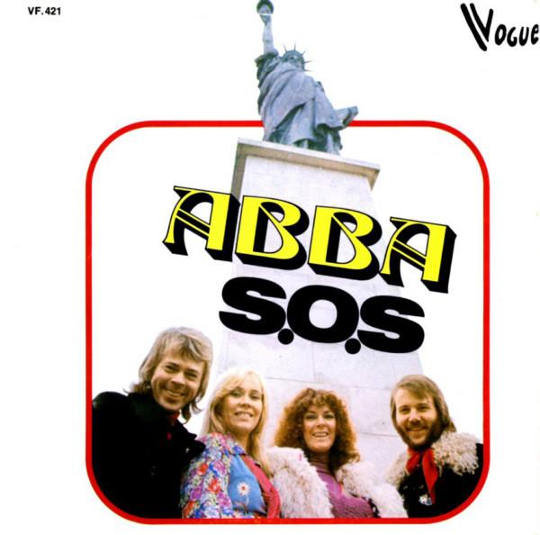 Сингл SOS (Бельгия, 1975)