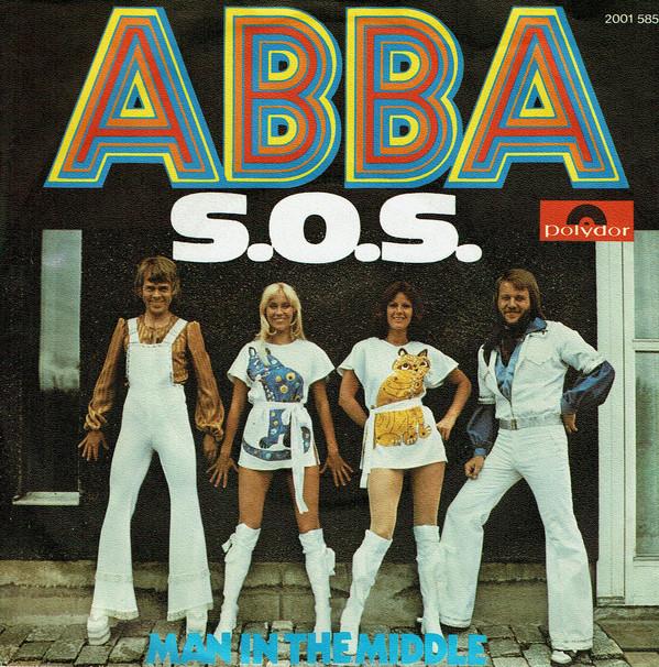 Сингл SOS (Германия, 1975)