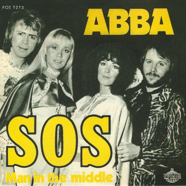 Сингл SOS (Дания, 1975)