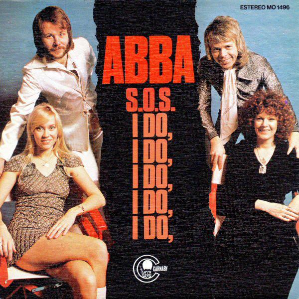Сингл SOS (Испания, 1975)