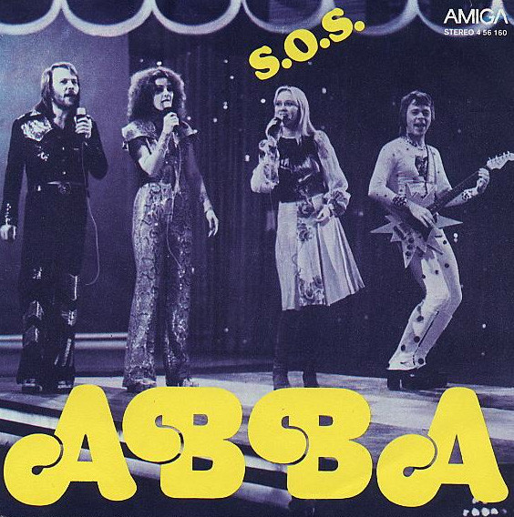 Сингл SOS (ГДР, 1975)
